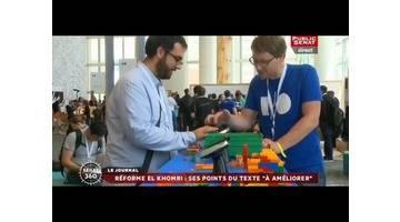 Sénat 360 : Réforme El Khomri / Calais / Europe-Turquie (07/03/2016)