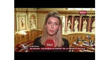 Sénat 360 : Budget sécurité sociale / Loi Macron / Vincent Capo-Canellas (09/11/2015)