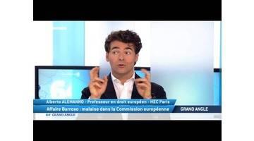 Grand Angle: Affaire Barroso, malaise dans la Commission européenne