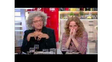 Marine Delterme, femme juge - C à vous - 17/05/2016