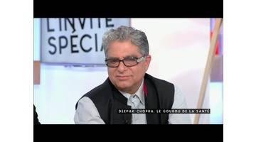 Deepak Chopra, gourou de la santé - C à vous - 16/05/2016