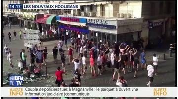 Euro 2016: Qui sont ces nouveaux hooligans venus d'Europe de l'Est ?