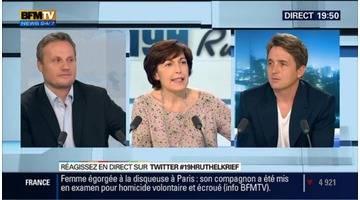 Philippe Moreau Chevrolet face à Jean-Sébastien Ferjou: Que faut-il retenir du 77ème congrès du PS à Poitiers ?