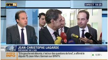 Jean-Christophe Lagarde face à Ruth Elkrief