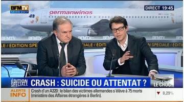 """Édition spéciale """"Crash de l'A320"""" (2/2): que s'est-il passé dans le cockpit ?"""