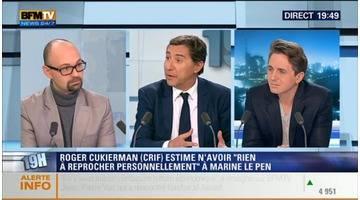 Philippe Moreau-Chevrolet face à Thomas Guénolé: Qui a gagné le marathon politique du Salon de l'agriculture ?