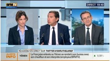 Juliette Méadel vs Jean-Christophe Fromantin: Le face à face de Laurent Neumann - 24/02