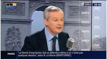 Bourdin Direct: Bruno Le Maire - 19/01