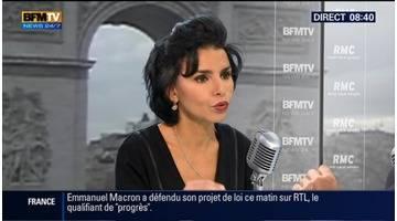Bourdin Direct: Rachida Dati - 11/12