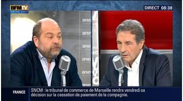 Bourdin Direct: Maître Éric Dupond-Moretti - 13/11