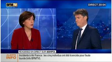 Régionales: Manuel Valls persiste et signe sur l'hypothèse d'une fusion des listes PS et LR