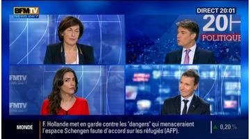 """Elections régionales: Alain Juppé veut """"ouvrir les yeux"""" aux électeurs du Front national"""