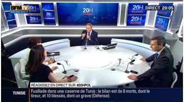 Arnaud Montebourg soutient les frondeurs lors de la traditionnelle ascension du Mont Beuvray