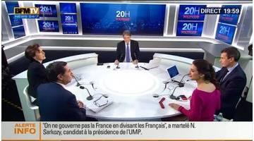 20H Politique: Dernière course à la présidence de l'UMP (4/4) – 27/11
