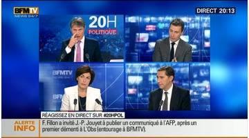 20H Politique: A qui profite l'affaire Jouyet-Fillon? - 10/11