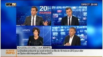 20H Politique: Les verts sont furieux face à la mort de Rémi Fraisse – 28/10