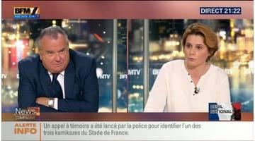 Attentats de Paris: L'unité nationale est brisée au Parlement