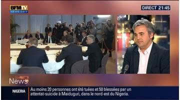 """Négociations sur la dette grecque: """"La question n'est plus économique, mais politique"""", a réagi Alexis Corbière"""