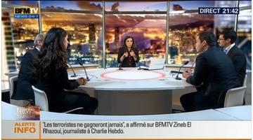 News & Cie: Charlie Hebdo (2/2): Les actions du gouvernement sont-elles à la hauteur des événements? - 13/01