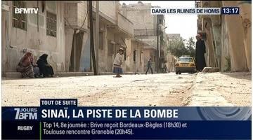 Homs, une ville syrienne martyre où la vie reprend au milieu des ruines
