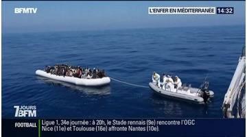 Crise migratoire, l'enfer en Méditerranée