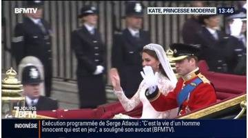 Kate Middleton, la princesse moderne