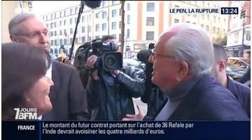 Le Pen, la rupture