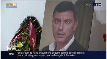 Nemtsov, hommage et mystère