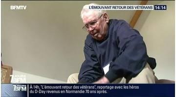 7 jours BFM: D-Day: L'émouvant retour des vétérans – 07/06