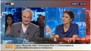 BFM Politique: L'interview de Jacques Attali par Apolline de Malherbe (4/6) - 14/12