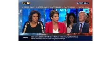 BFM Politique: L'after RMC d'Alain Minc par Véronique Jacquier - 14/09 6/6