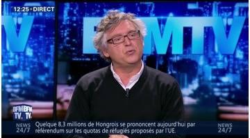 """Élection de 2017: """"La présidentielle se jouera essentiellement au primaire"""", Michel Onfray"""