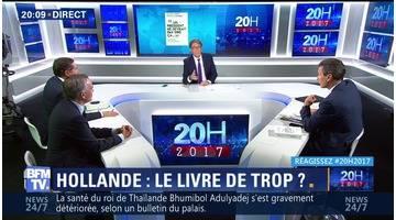 François Hollande fâche la justice