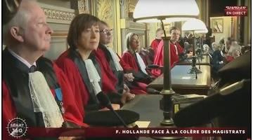 Sénat 360 : Primaire de Droite / Hollande face aux magistrats (13/10/2016)