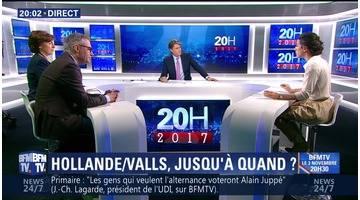 Le duo Hollande-Valls durera jusqu'à quand ?