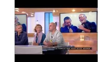 La famille que vous allez adorer - C à vous - 07/11/2016