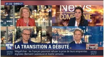 Donald Trump président des États-Unis: La transition a débuté