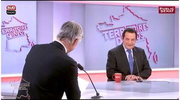 Invité : Jean-Frédéric Poisson - Territoires d'infos - le best of (18/11/2016)