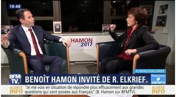"""Immigration: """"Mon approche se fonde sur l'asile et l'hospitalité"""", Benoît Hamon"""