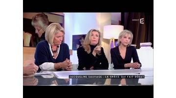 Jacqueline Sauvage, la grâce qui fait débat - C à vous - 03/01/2017