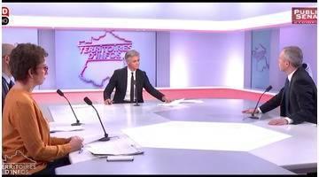 Invité : François de Rugy - Territoires d'infos - Le Best of (12/01/2017)