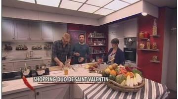 Blanquette de veau au vin jaune et soupe de coques 2