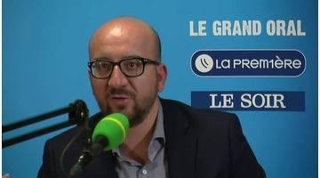 Le Grand Oral - Charles Michel