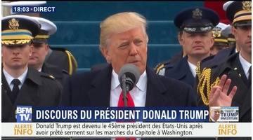 Édition spéciale investiture: Donald Trump prête serment