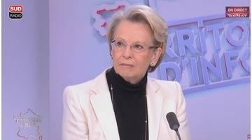 Invitée : Michèle Alliot-Marie - Territoires d'infos (20/01/2017)