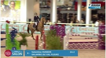 salon du cheval 2016 Jeunes Etape 2 EP 7