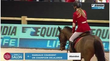 Salon du cheval 2016 Final TDA As Poney Elite