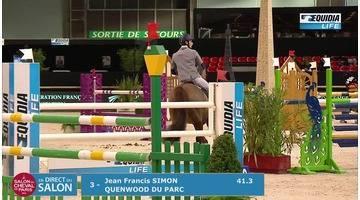 Salon du cheval 2016 Pro 2 Jeunes du 0312