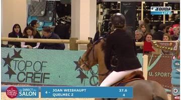 Salon du cheval 2016 Epreuve Amateur Elite Grand Prix 125 TOP OF CREIF