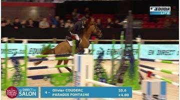 Salon du cheval 2016 Epreuve 20
